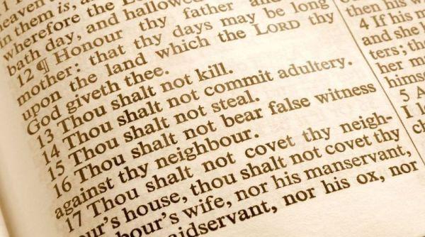 10 commandments # 18