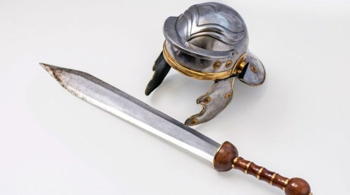 Armor of God Sword of the Spirit