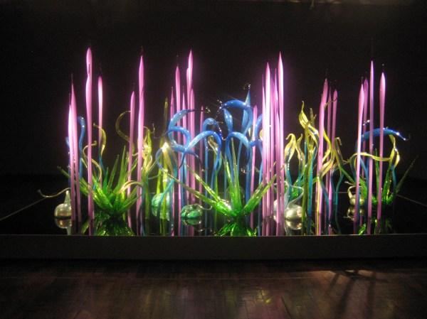 Glass Art Glimmers In Nashville Daniel Callicott