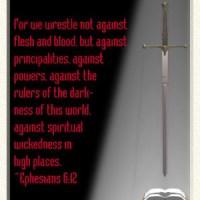 The Real Warfare is Spiritual