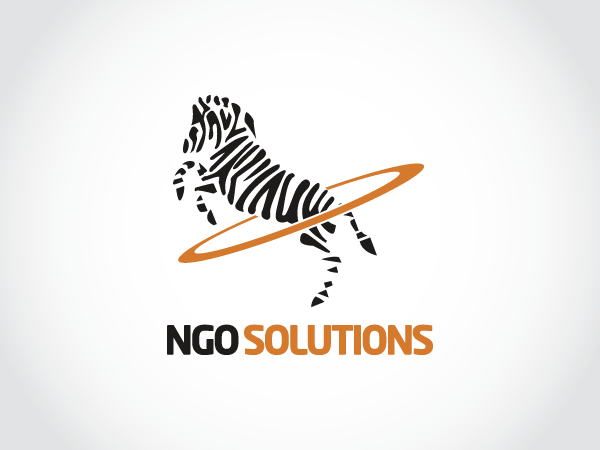 7 Elegant Playful Financial Logo Designs for NGO Solutions