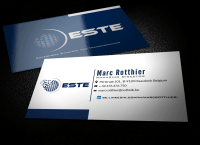 Modern, Professional, Business Business Card Design for a ...