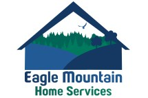 Modern Upmarket Town Logo Design Eagle Mountain Home