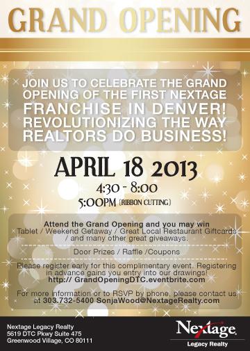 events invitation design