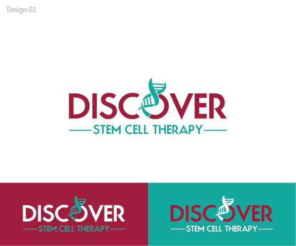 Elegant Logo Design Discover Stem Cell
