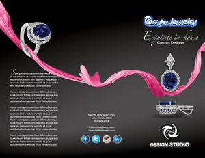 Jewelry Brochure Design Samples 1000's Of Jewelry Brochure Design