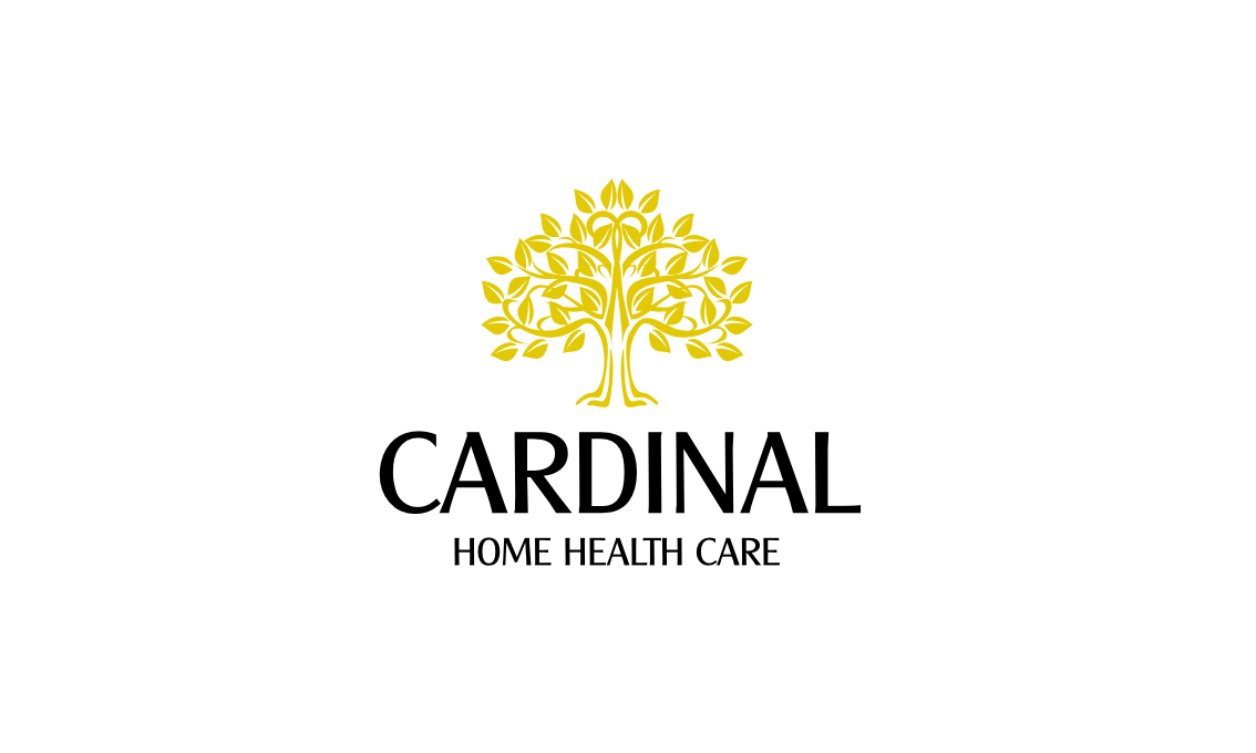 Medical Logo Design for CARDINAL HOME HEALTH CARE by