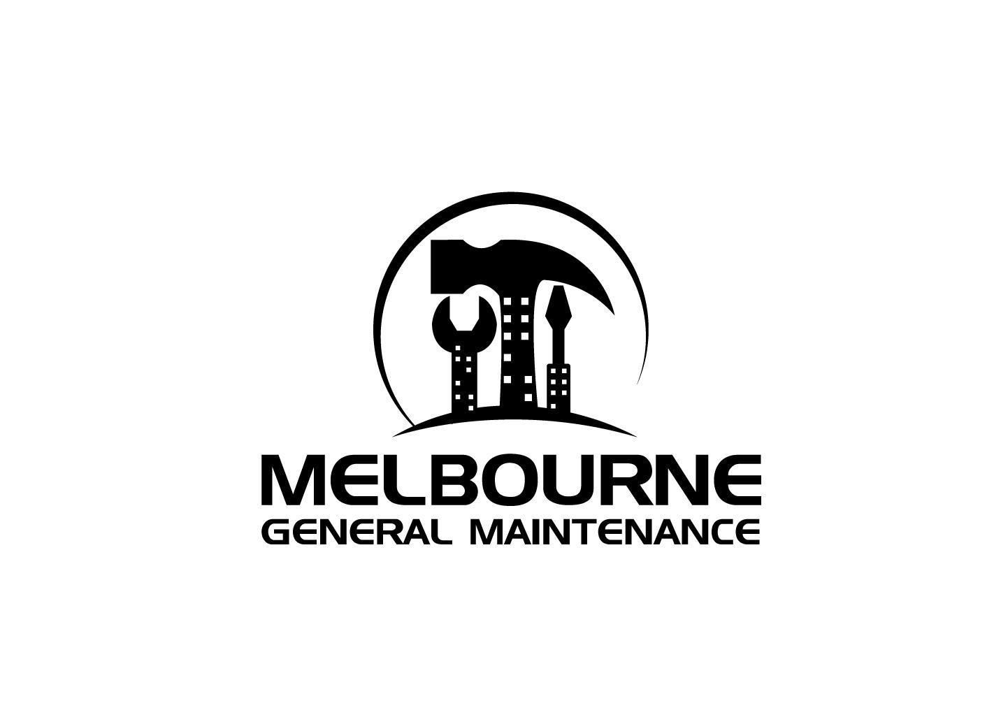 Modern, Professional, Property Maintenance Logo Design for
