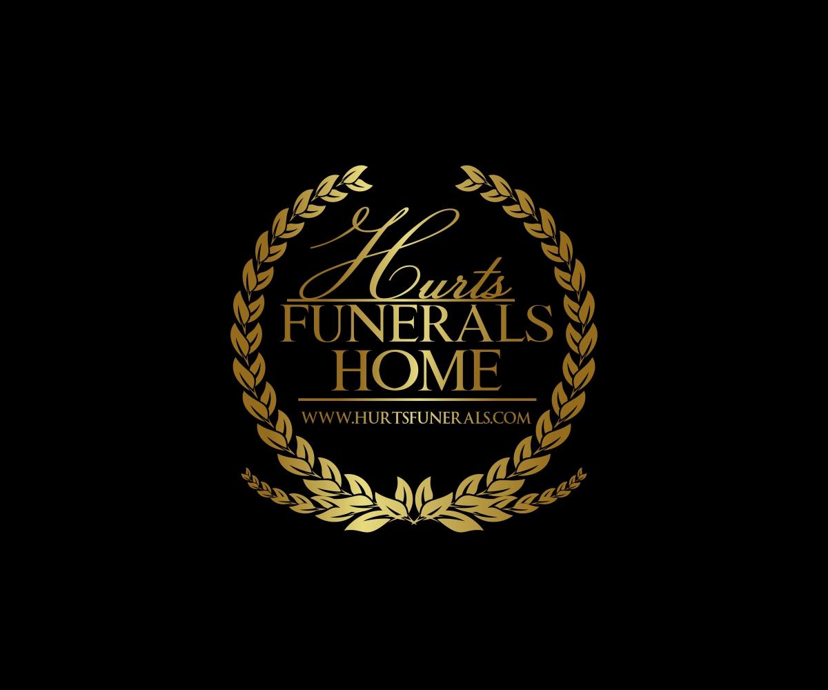 Elegant Playful Logo Design For Hurt''s Funeral Home By Maverick