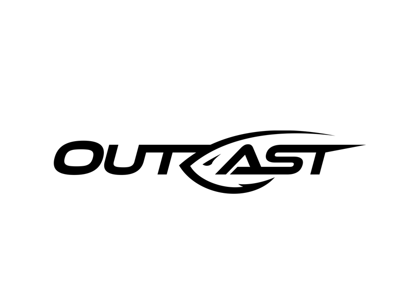 20 Bold Personable Logo Designs for OutCast a business in