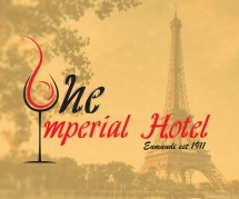 Traditional Personable Hotel Logo Design