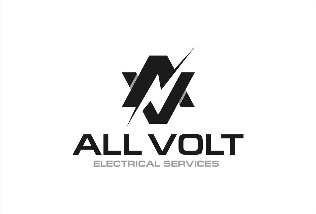 Elegant, Playful, Electrical Logo Design for All Volt