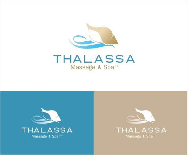 Massage Therapy Logo Design