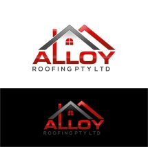 Roofing Company Logo Designs