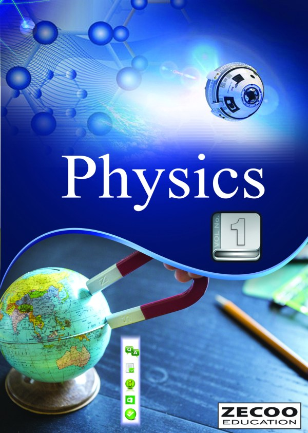 Physics Book Cover Page