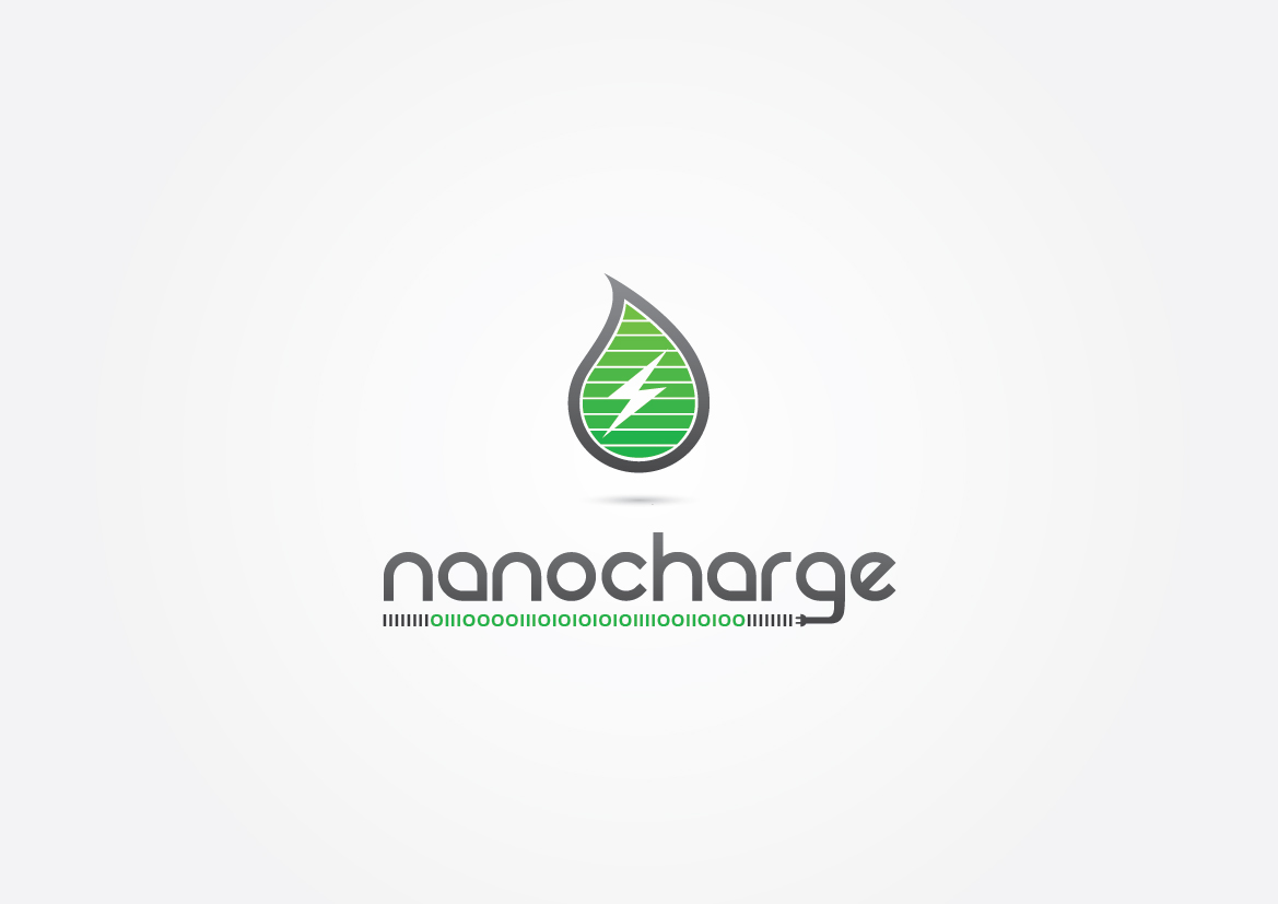 Playful Modern Android Logo Design For Nanocharge By