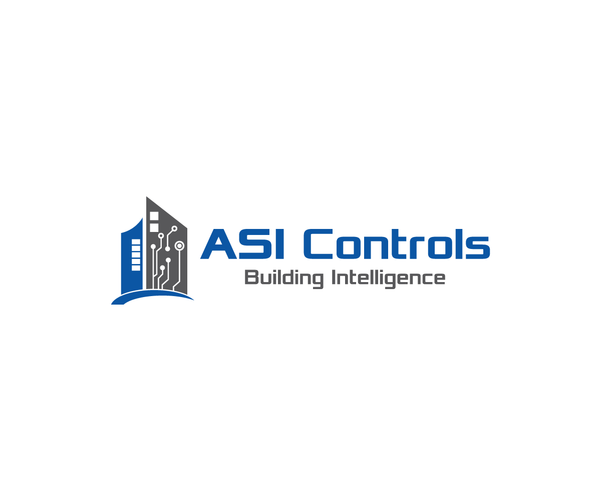 Serious Modern Hvac Logo Design For Asi Controls By