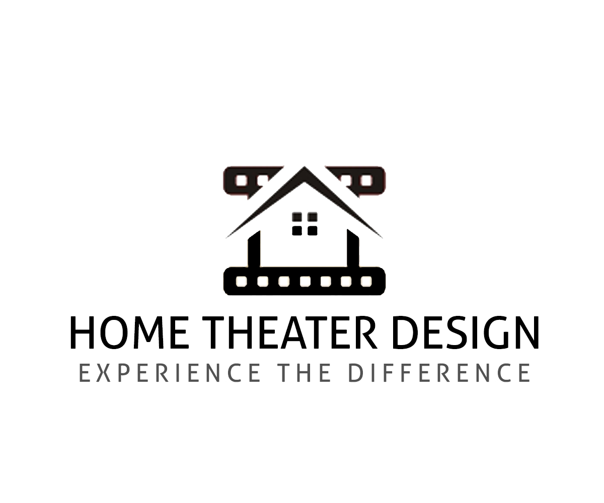 Bold, Modern, Industry Logo Design for Home Theater Design
