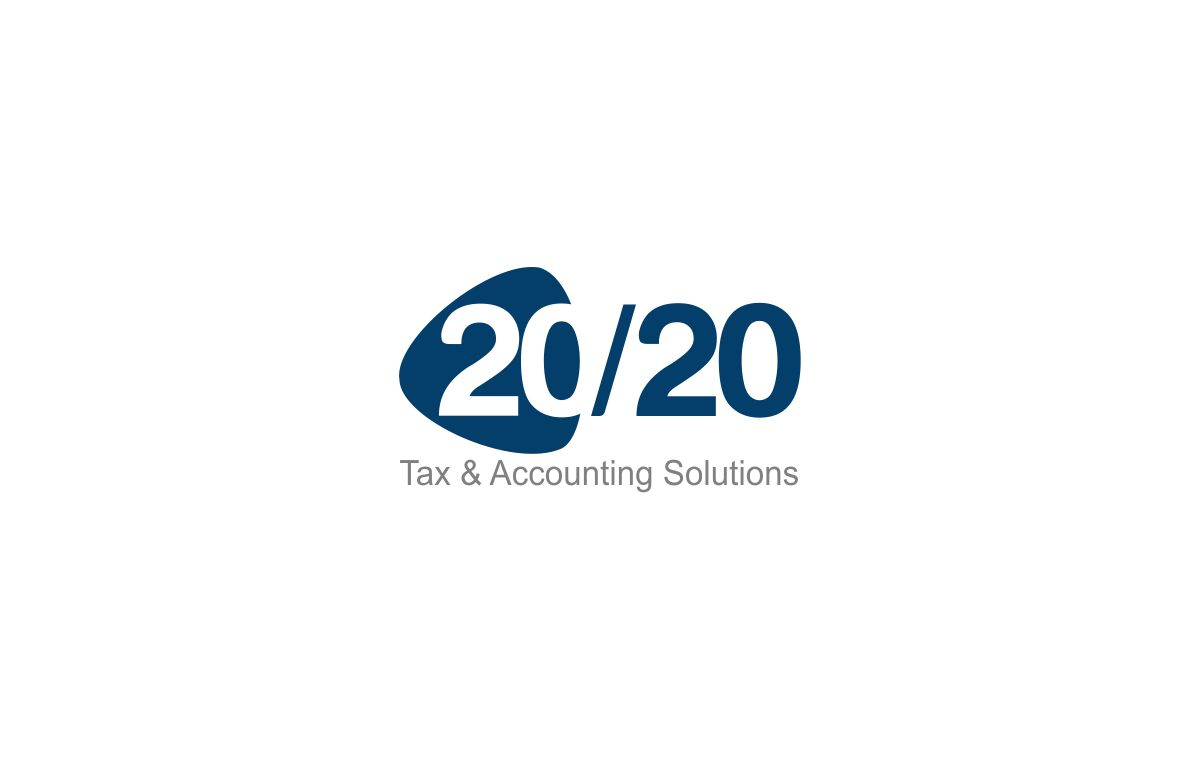 122 Modern Upmarket Accounting Logo Designs for 20/20 Tax