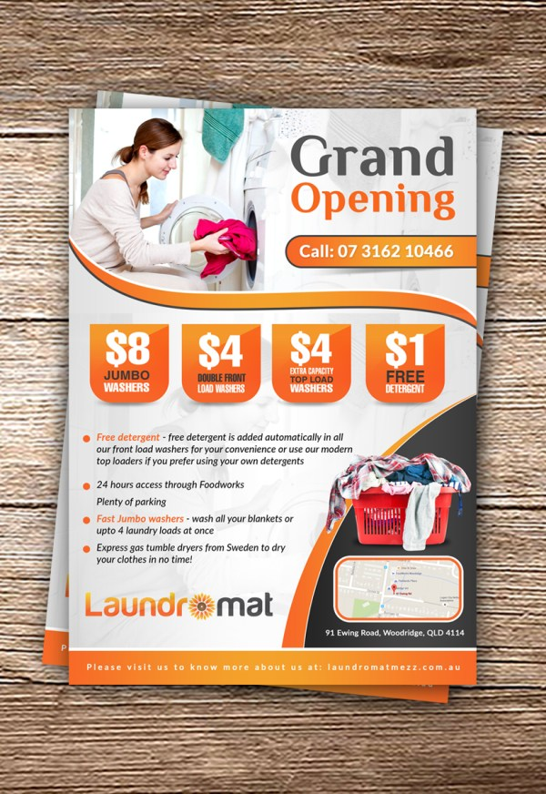 Playful Personable Flyer Design Business In Australia