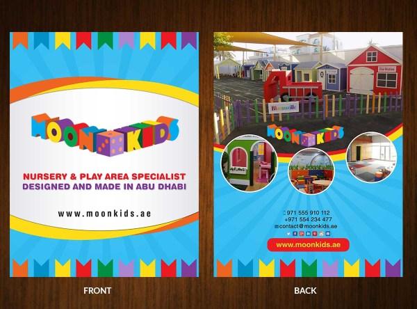 Nursery School Brochure Design Thenurseries