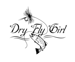 Modern, Playful Logo Design for Dry Fly Girl by Himanshi10