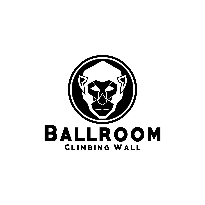 242 Bold Modern Logo Designs for Ballroom Climbing Wall a