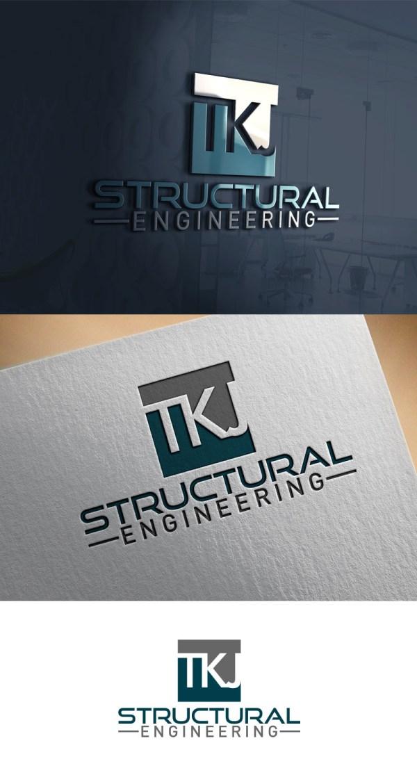 Professional Logo Design Civil Engineer