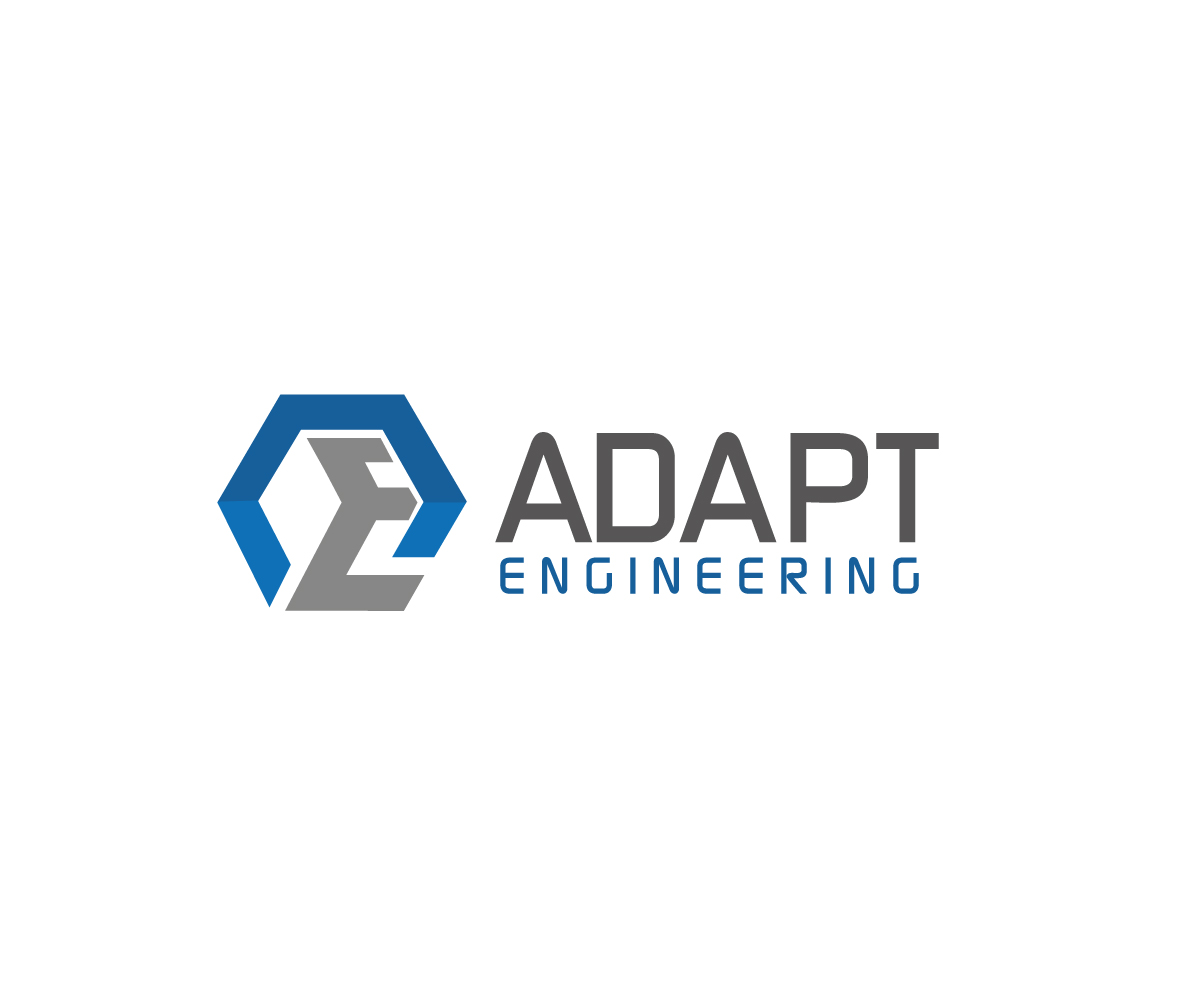 304 Bold Serious Engineering Logo Designs For Adapt