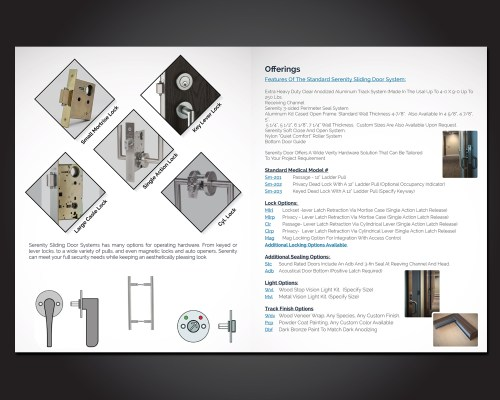 small resolution of traditional bold construction company brochure design for serenity crane reeving reeving diagram guides