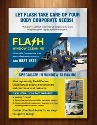 65 Serious Professional Window Cleaning Flyer Designs for ...