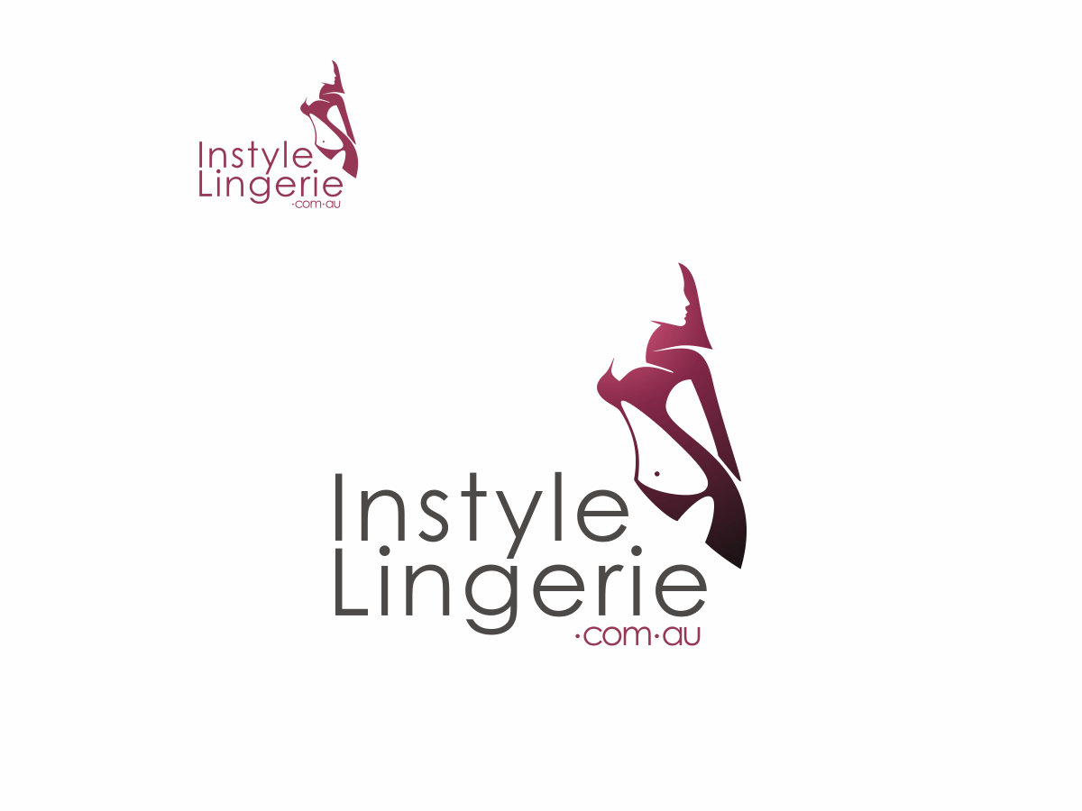 List of Synonyms and Antonyms of the Word: lingerie logo