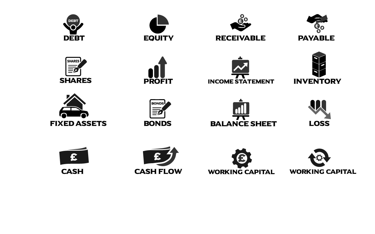 Elegant, Playful, Accounting Icon Design for a Company by