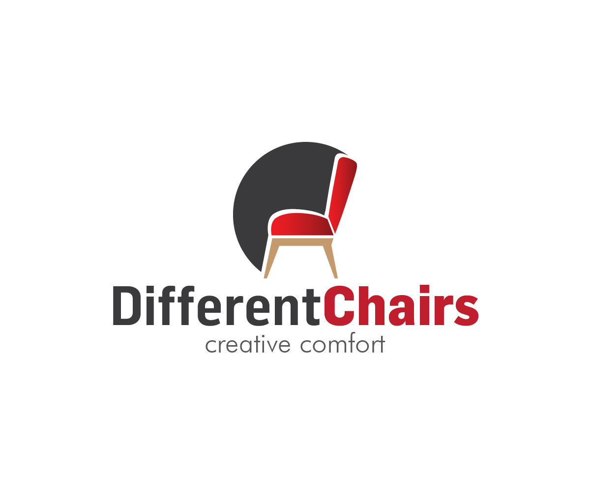 Personable Playful Digital Logo Design for Different