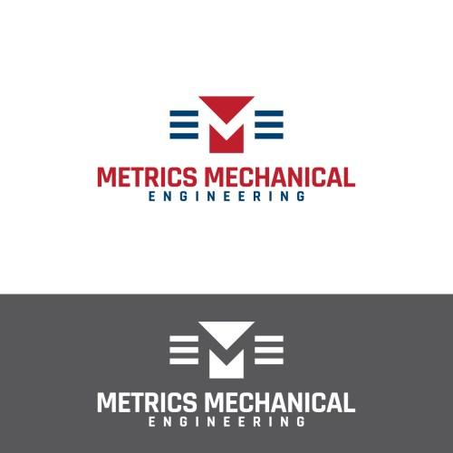 small resolution of logo design by lokiasan for metrics mechanical engineering design 14059397