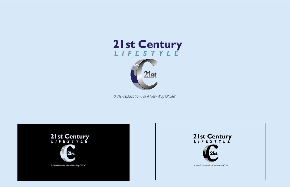 Modern Bold Entrepreneur Logo Design For 21st Century Lifestyle A New Education For A New Way Of Life By Db Design Solutions Design 14007799