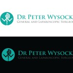 Modern Professional Health Care Logo Design For Dr Peter Wysocki General And Laparoscopic Surgeon By Grafactory Design 14559492