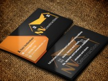 Home Renovation Business Cards