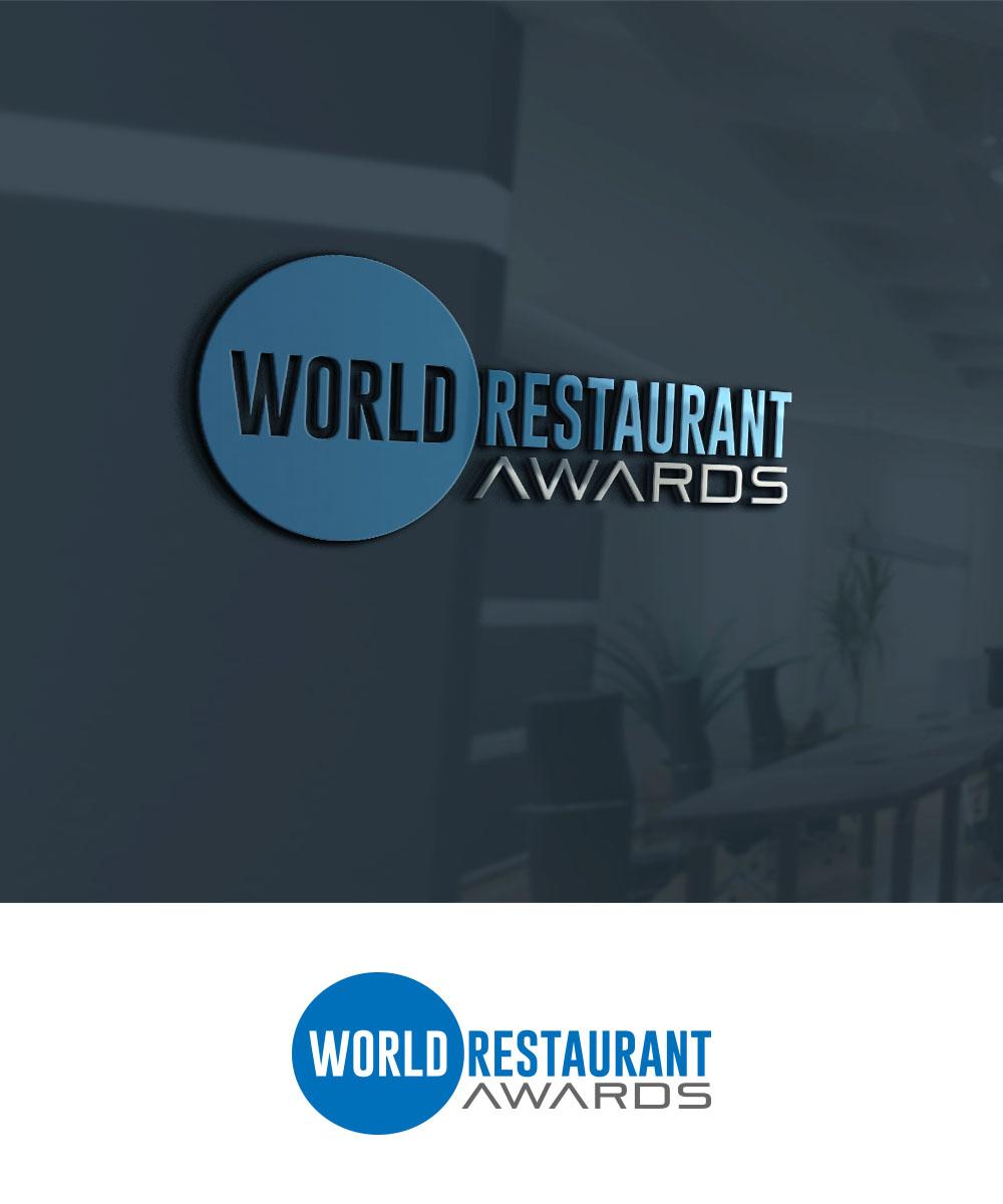 Upmarket Bold Restaurant Logo Design For World Restaurant