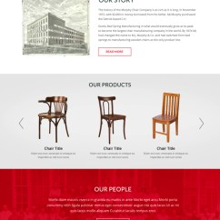 Murphy Chair Company Ostrich Lounge Serious Conservative It Web Design For In United States 17136390