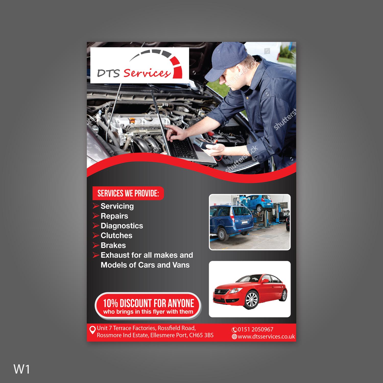 bold modern auto repair