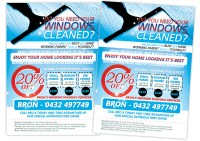 Window Cleaning Flyer Design for a Company by ...