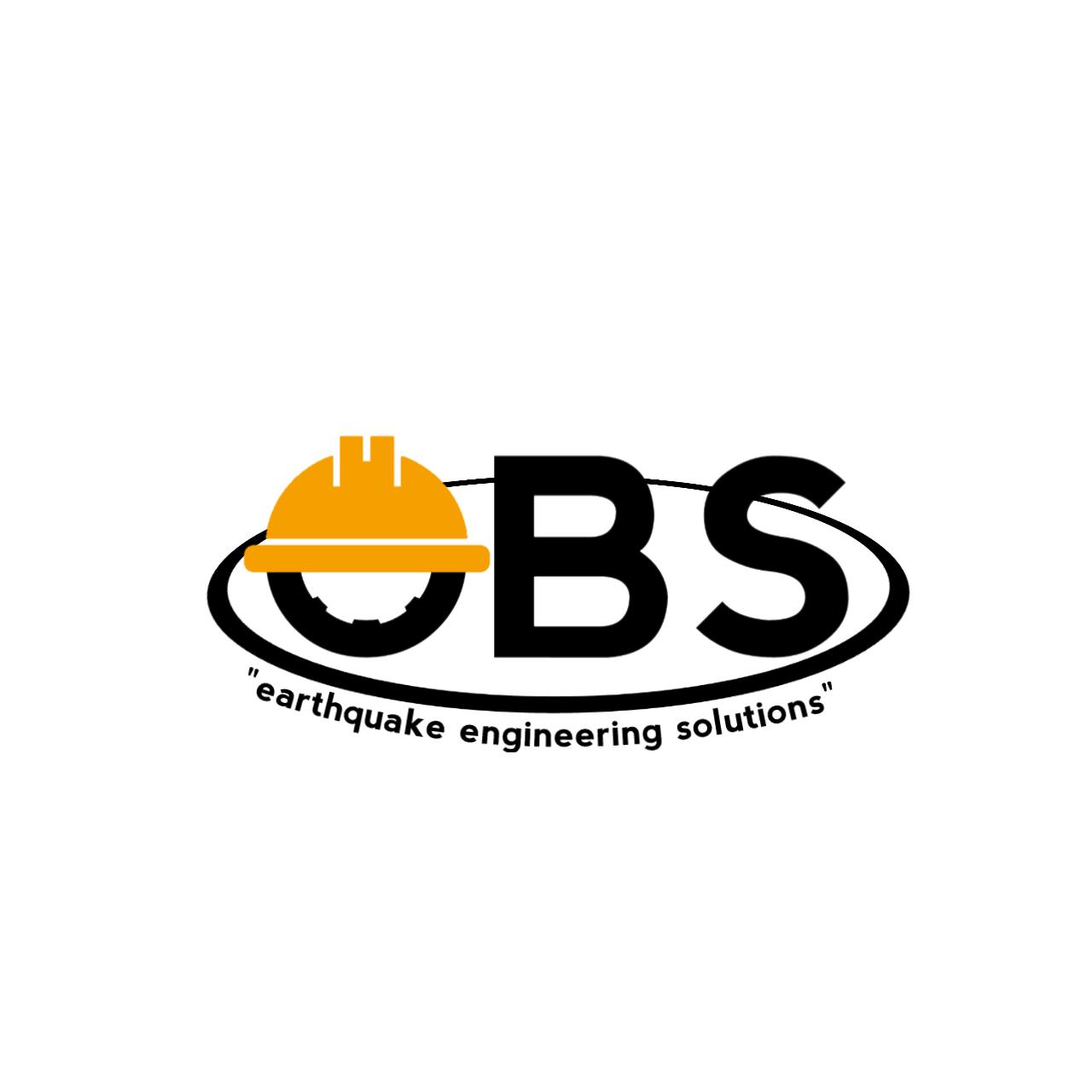 Serio Profesional Civil Engineer Diseno De Logo For Obs