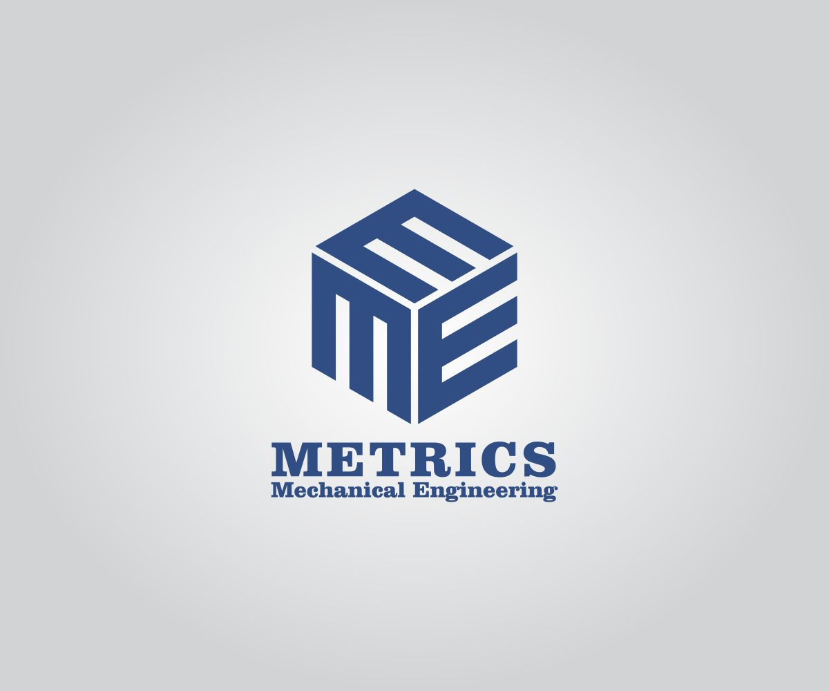 hight resolution of logo design by dyogab83 for metrics mechanical engineering design 18296067