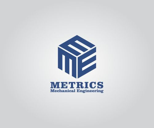 small resolution of logo design by dyogab83 for metrics mechanical engineering design 18296067