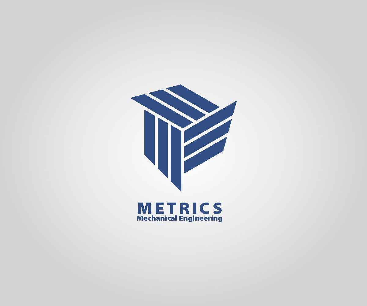 hight resolution of logo design by dyogab83 for metrics mechanical engineering design 18345711