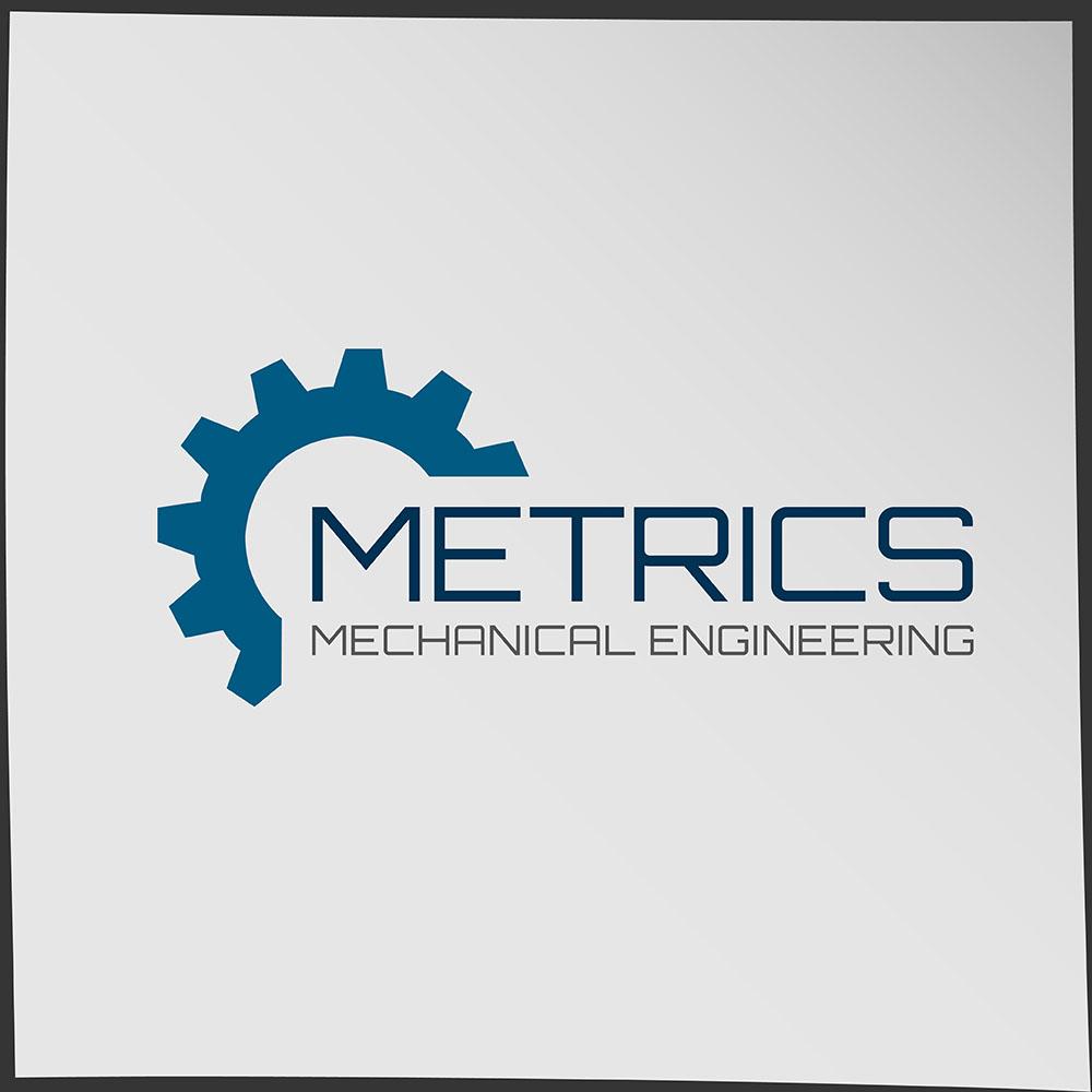 medium resolution of logo design by seobizplanet1 for metrics mechanical engineering design 18218039