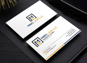 Business Card Miro Law Llc Examples And Ideas Are Attached 51 Business Card Designs For Javier10