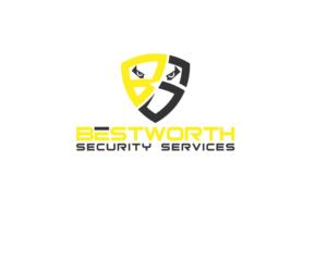Bold, Playful, Security Guard Logo Design for BESTWORTH