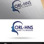Serious Upmarket Surgeon Logo Design For Flinders Orl Hns By Zingodesigns258 Design 20323904